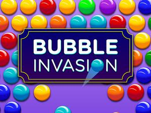 play Bubble Invasion
