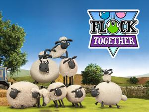 play Shaun The Sheep Flock Together
