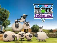 Shaun The Sheep - Flock Together game
