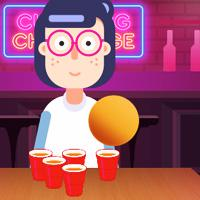 Cup Pong Challenge game