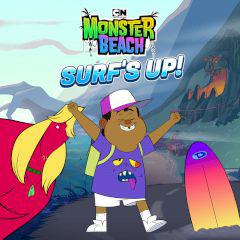 Monster Beach Surf'S Up! game