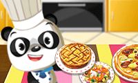 play Dr. Panda'S Restaurant