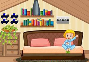 Little Girl Room Escape (Games 2 Escape game