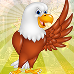Dazzling Eagle Escape game