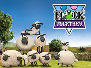 Shaun The Sheep Flock Together game