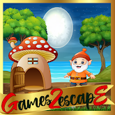 G2E Dwarf Grandpa Rescue Html5 game