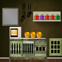 8B Chef House Escape Html5 game