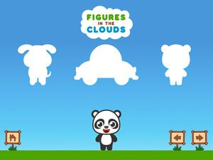 Figures In The Clouds game