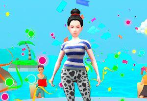 Outfits Woman Rush game