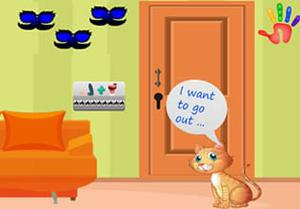 Kitten Escape (Games 2 Escape game