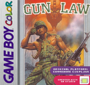 Gun Law (Gameboy Color) game