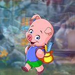 Pet Pig Escape game