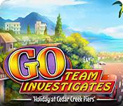 Go Team Investigates 2: Holiday At Cedar Creek Piers game