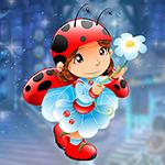 play Graceful Ladybug Escape