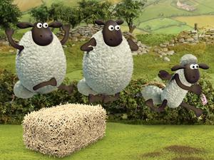 play Shaun The Sheep Alien Athletics