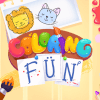 Coloring Fun game