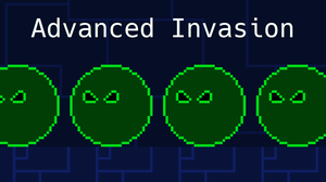 Advanced Invasion game