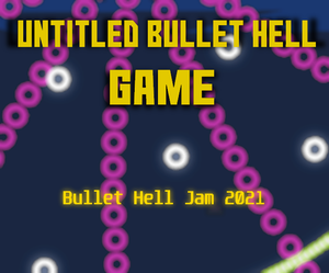 Untitled Bullet Hell Game game
