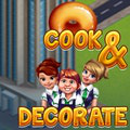 Cook And Decorate game