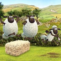 play Shaun The Sheep: Alien Athletics