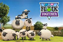 play Shaun The Sheep - Flock Together