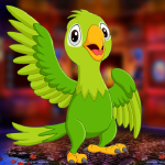 play Adorable Parrot Escape