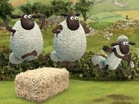 Shaun The Sheep - Alien Athletics game