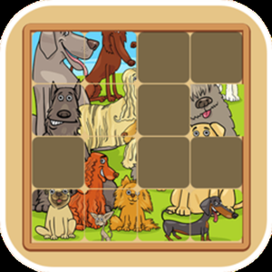 Picture Drag Puzzle game