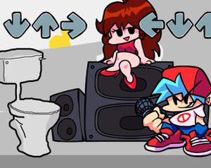 Friday Night Funkin' Vs Toilet [Html5 Online Port] game
