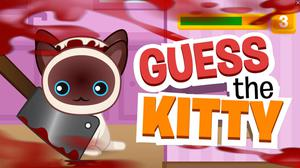 Guess The Kitty game