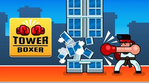 Tower Boxer game