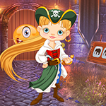 play Tawdry Pirate Girl Escape