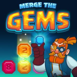 play Merge The Gems