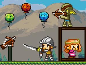 play Pixel Archer Save The Princess