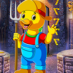 Farmer Duck Escape game