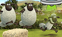 Shaun The Sheep: Alien Athletics game