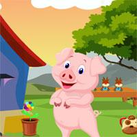 Games4King-Cute-Pig-Rescue-2 game
