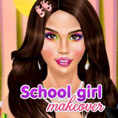 play School Girl Makeover