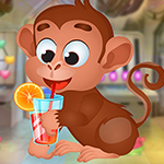 Kindly Monkey Escape game