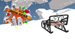 Snow Rider 3D game