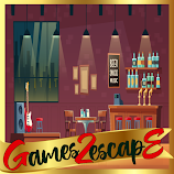 G2E Cafe Escape Html5 game