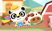 play Dr. Panda'S Farm