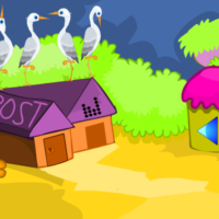 G2M Tranquil Village Escape Html5 game