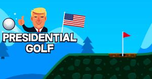 Presidential Golf game