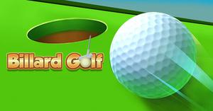 Billiard Golf game