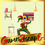 G2E Joker Escape Html5 game