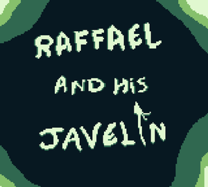 Raffael And His Javelin. game