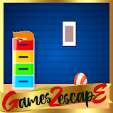 G2E Blue Room Escape Html5 game