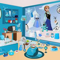 Elsa-Hidden-Objects game