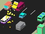 Cubic Cars Highway game